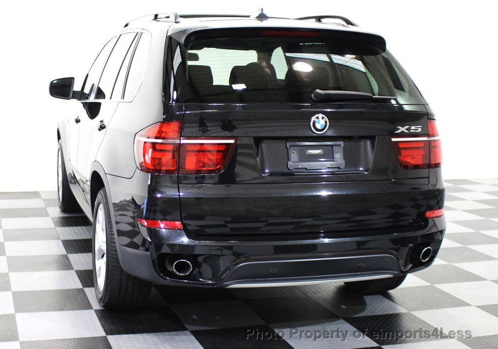 2013 BMW X5 CERTIFIED X5 xDRIVE35i AWD SUV TECH / CAM / NAVI - 15665811 - 16