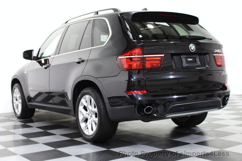 2013 BMW X5 CERTIFIED X5 xDRIVE35i AWD SUV TECH / CAM / NAVI - 15665811 - 43