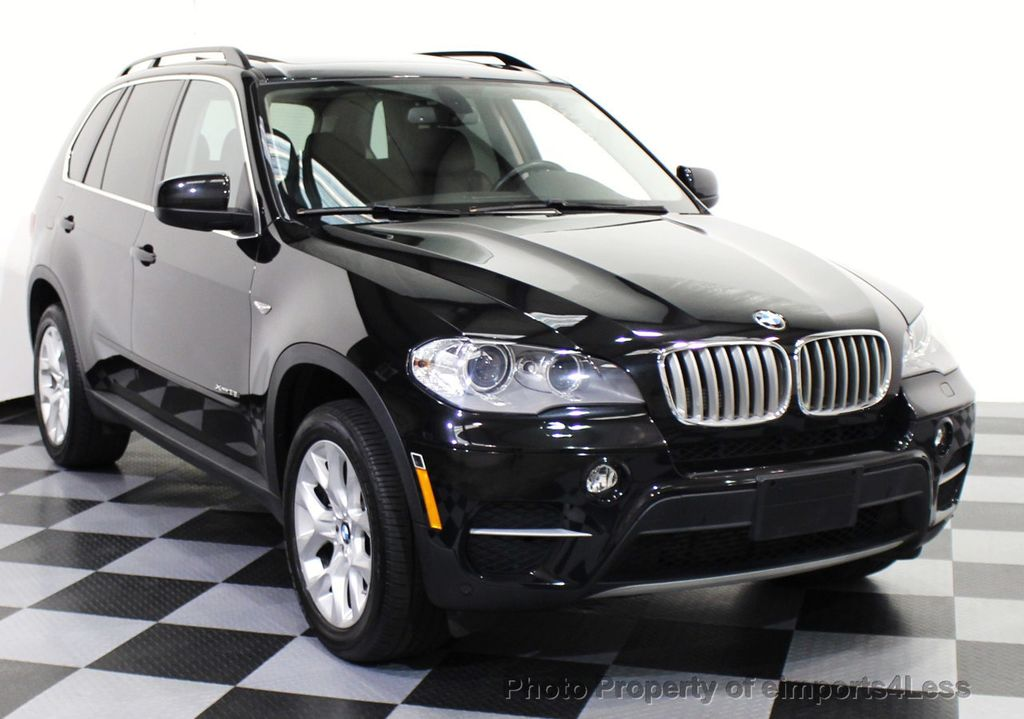 2013 Used Bmw X5 Certified X5 Xdrive35i Awd Suv Tech Cam