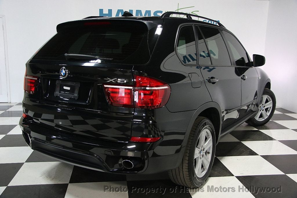 2013 used bmw x5 xdrive35i at haims motors serving fort lauderdale