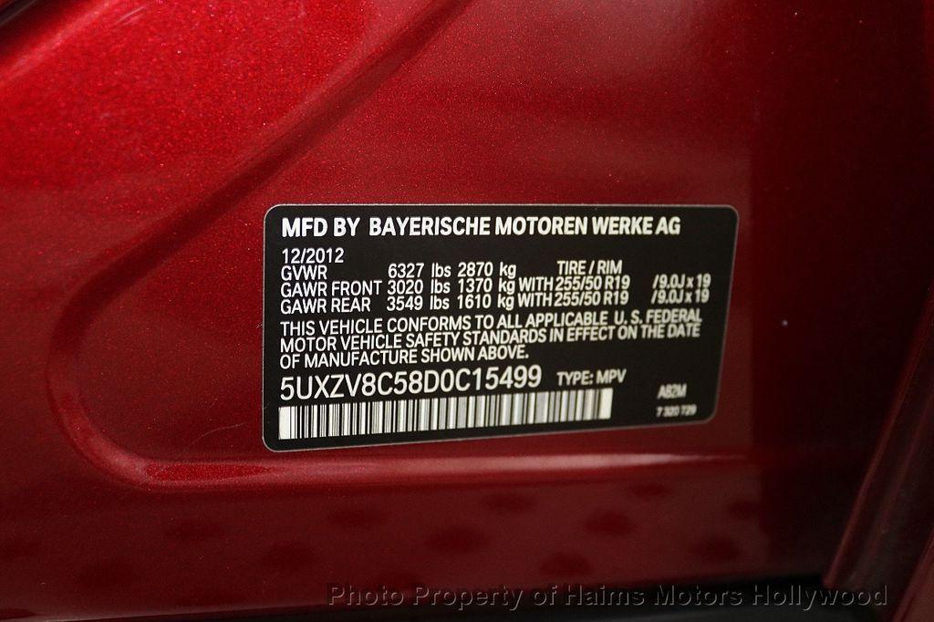 2013 BMW X5 xDrive50i - 18668168 - 32