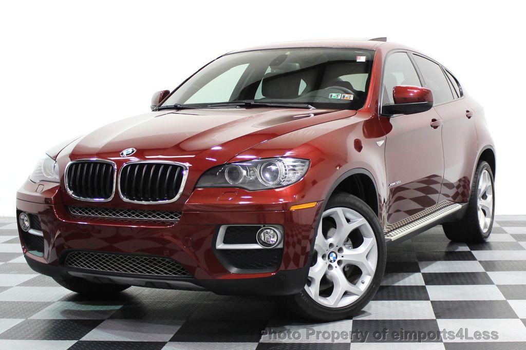 2013 BMW X6 CERTIFIED XDRIVE35i SPORT PACKAGE AWD CAMERA NAVI