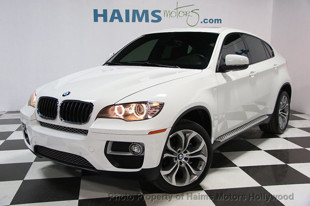 2013 Used Bmw X6 Xdrive35i At Haims Motors Serving Fort Lauderdale