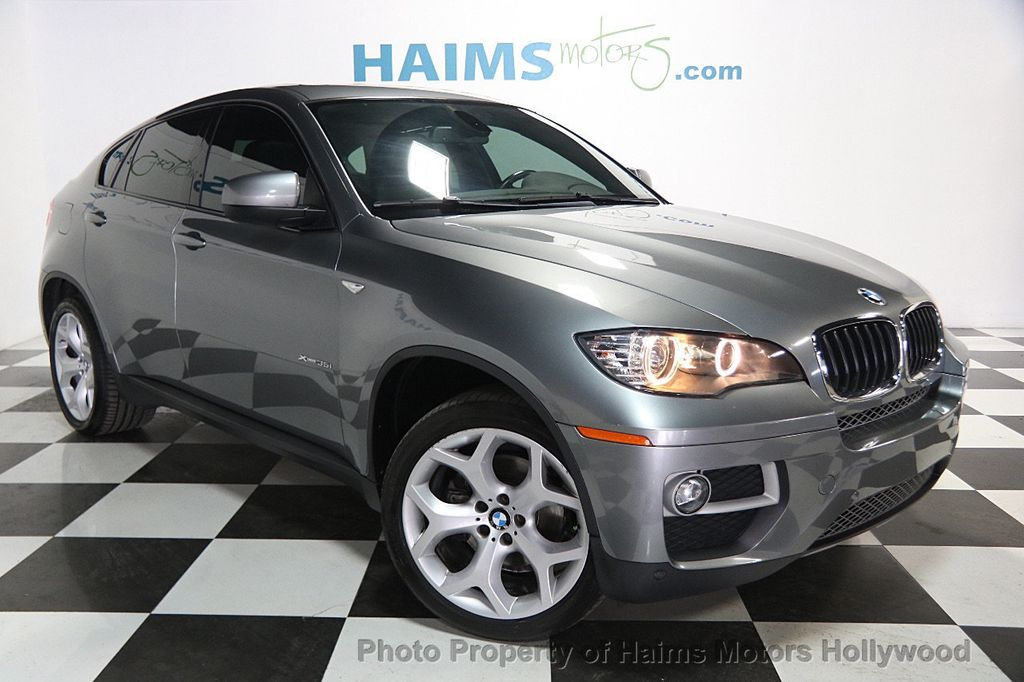 2013 used bmw x6 xdrive35i at haims motors hollywood. Black Bedroom Furniture Sets. Home Design Ideas
