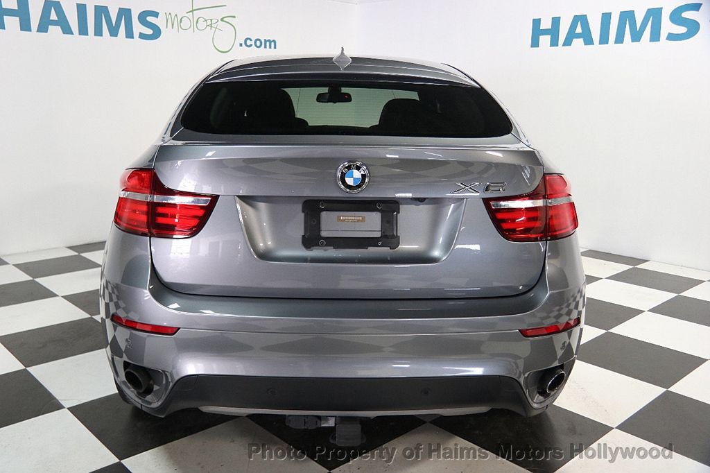 2013 Used Bmw X6 Xdrive35i At Haims Motors Ft Lauderdale Serving Lauderdale Lakes Fl Iid 16642894
