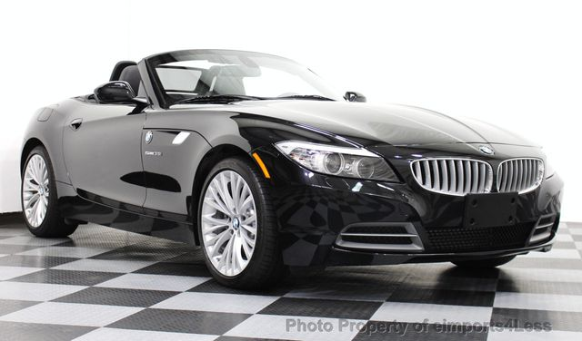 2013 Used Bmw Z4 Certified Z4 Sdrive35i 300hp Convertible At Eimports4less Serving Doylestown Bucks County Pa Iid 14933187