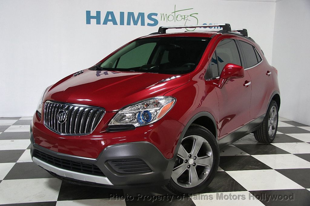 2013 Buick Encore FWD 4dr - 16220457 - 0