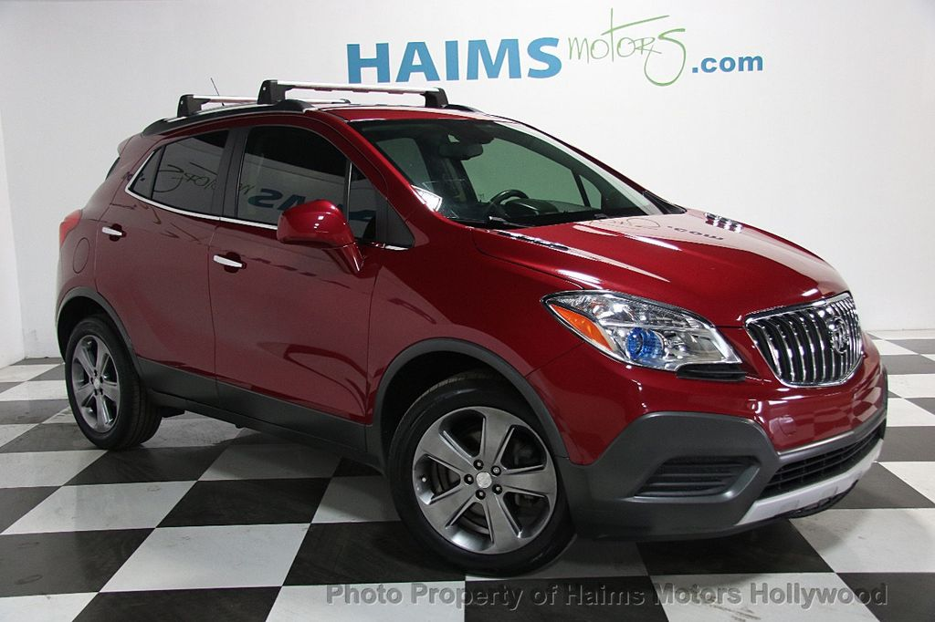 2013 used buick encore fwd 4dr at haims motors serving fort lauderdale hollywood miami fl. Black Bedroom Furniture Sets. Home Design Ideas