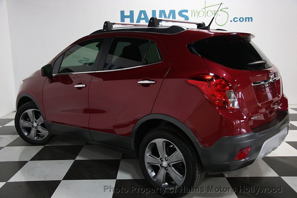 2013 Buick Encore FWD 4dr - 16220457 - 3