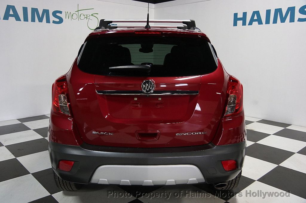 2013 Buick Encore FWD 4dr - 16220457 - 4