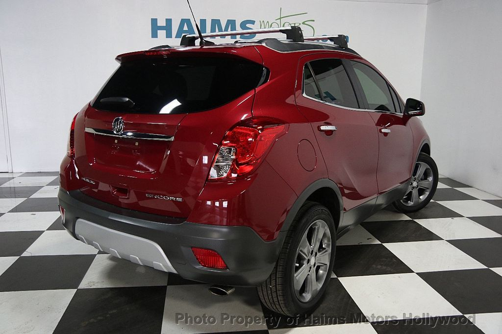 2013 Buick Encore FWD 4dr - 16220457 - 5