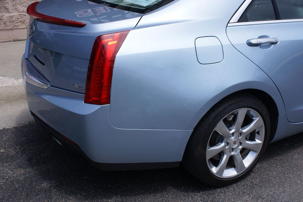 2013 Cadillac ATS 4dr Sedan 3.6L Luxury AWD - 15133601 - 31