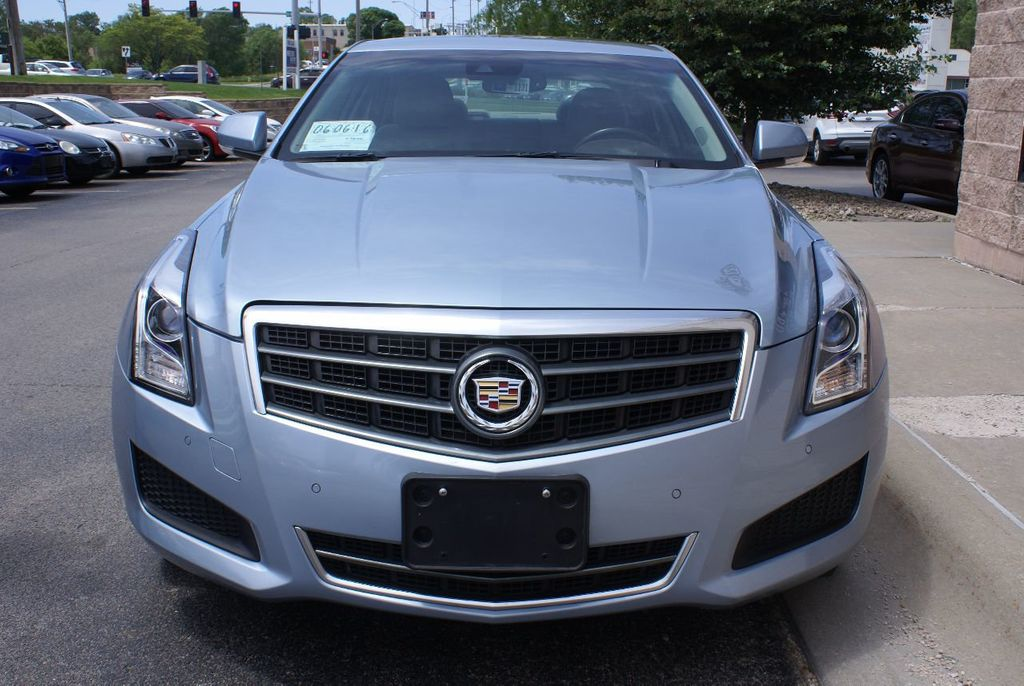 2013 Cadillac ATS 4dr Sedan 3.6L Luxury AWD - 15133601 - 5