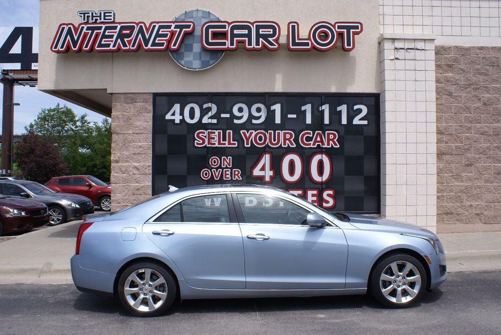 2013 Cadillac ATS 4dr Sedan 3.6L Luxury AWD - 15133601 - 6