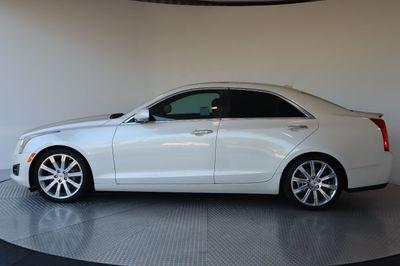 2013 Cadillac ATS 4dr Sedan 3.6L Premium RWD - Click to see full-size photo viewer