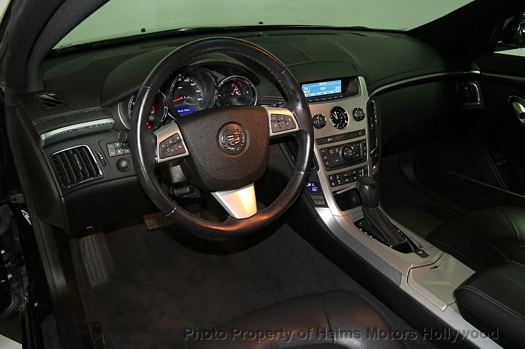 2013 Used Cadillac CTS Coupe 2dr Coupe Premium RWD at Haims Motors