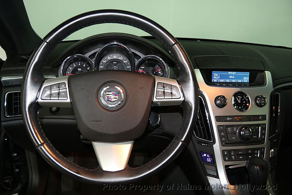 2013 Used Cadillac CTS Coupe 2dr Coupe Premium RWD at ...