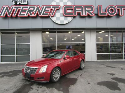 Used Cadillac at The Internet Car Lot Serving Omaha, NE