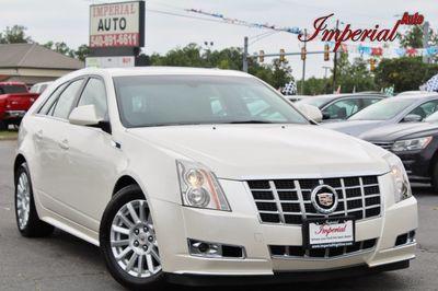 2013 Cadillac CTS Wagon 5dr Wagon 3.0L Luxury AWD