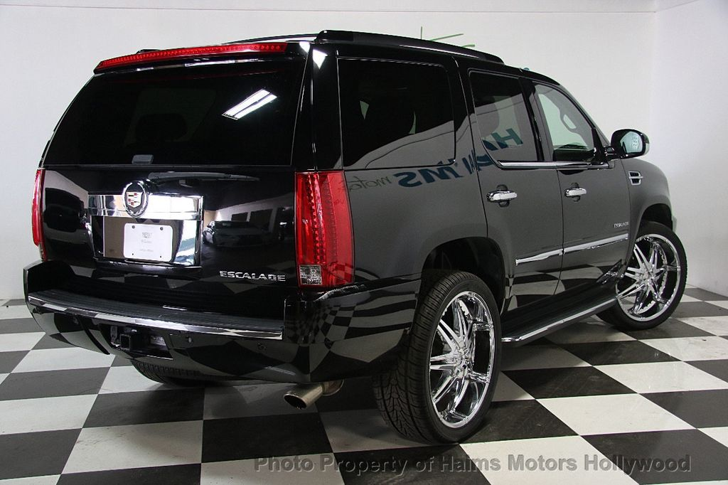 2013 used cadillac escalade 2wd 4dr luxury at haims motors ft lauderdale serving lauderdale. Black Bedroom Furniture Sets. Home Design Ideas