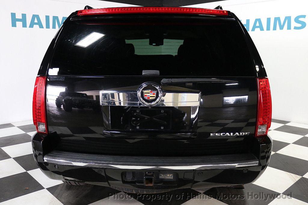 2013 Cadillac Escalade AWD 4dr Luxury - 17789447 - 5