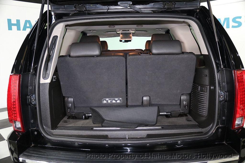 2013 Cadillac Escalade AWD 4dr Luxury - 17789447 - 8