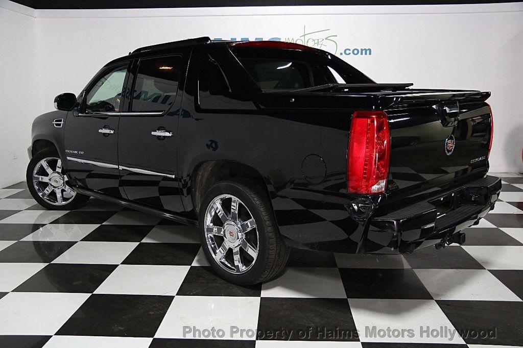 Used Cadillac Escalade Ext Premium