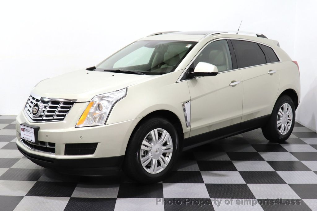 2013 Cadillac SRX CERTIFIED SRX4 AWD LUXURY BOSE PANO NAV CAM - 18452464 - 13