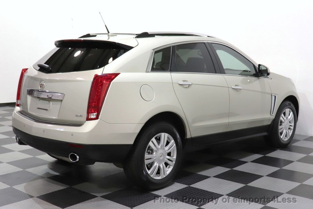2013 Cadillac SRX CERTIFIED SRX4 AWD LUXURY BOSE PANO NAV CAM - 18452464 - 17