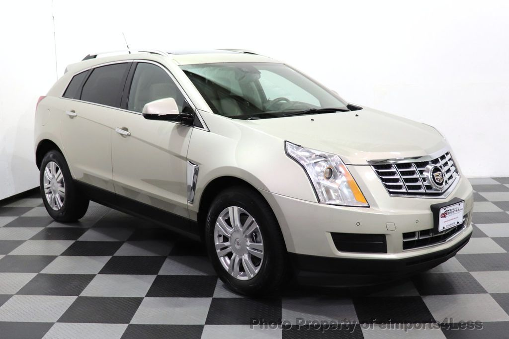 2013 Cadillac SRX CERTIFIED SRX4 AWD LUXURY BOSE PANO NAV CAM - 18452464 - 1