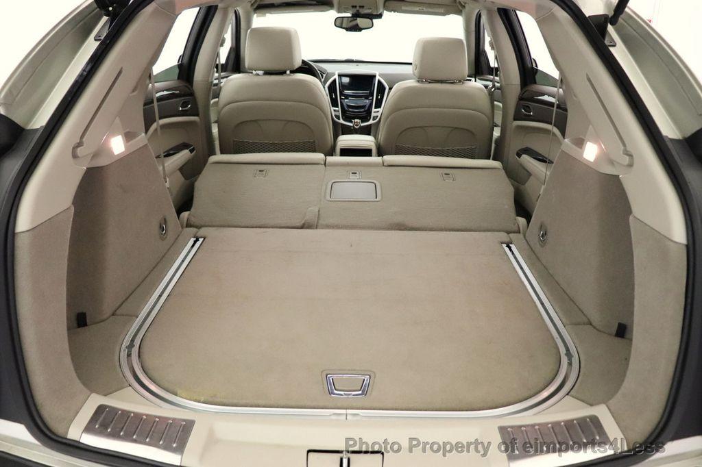 2013 Cadillac SRX CERTIFIED SRX4 AWD LUXURY BOSE PANO NAV CAM - 18452464 - 22