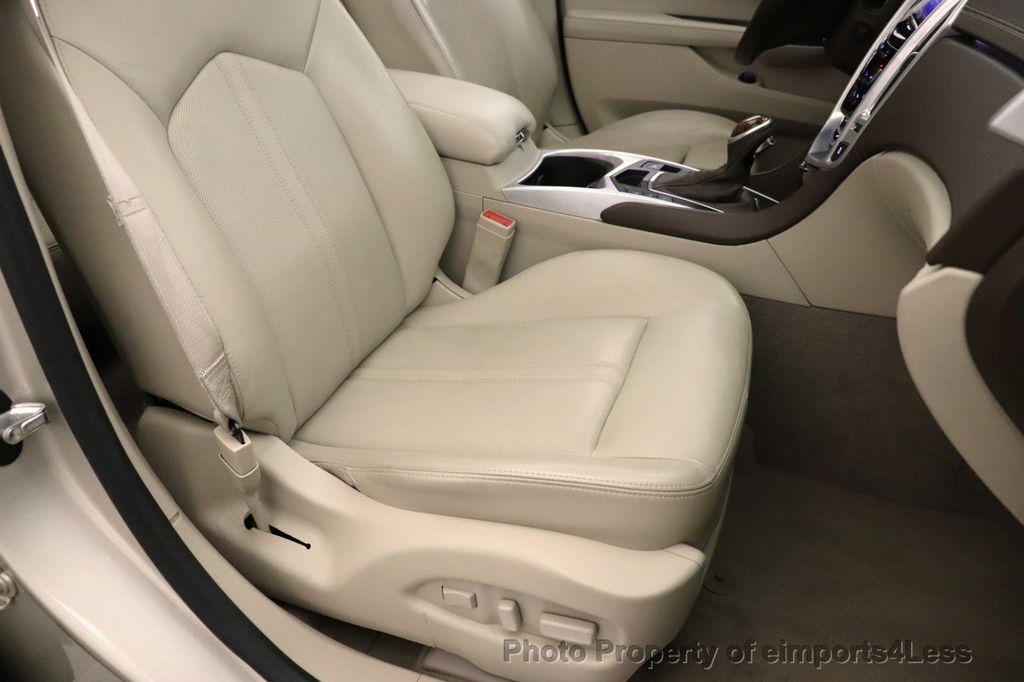 2013 Cadillac SRX CERTIFIED SRX4 AWD LUXURY BOSE PANO NAV CAM - 18452464 - 24
