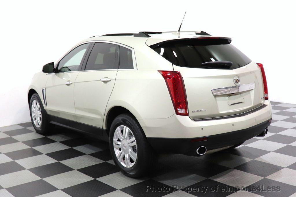 2013 Cadillac SRX CERTIFIED SRX4 AWD LUXURY BOSE PANO NAV CAM - 18452464 - 2