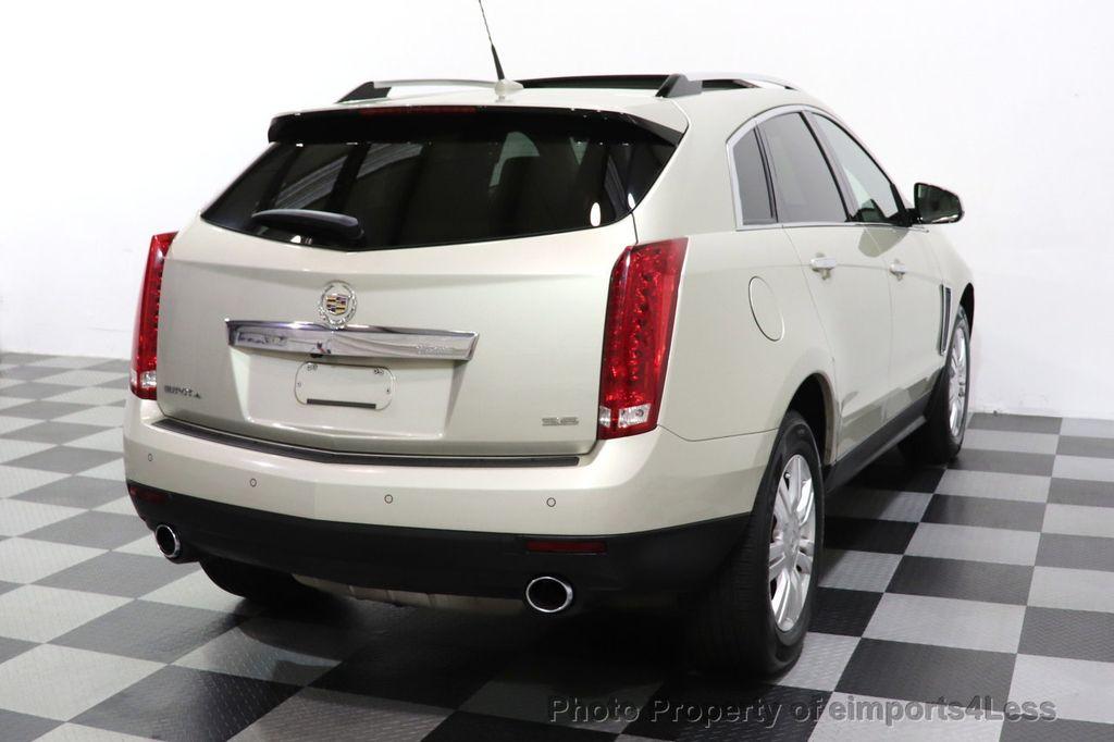2013 Cadillac SRX CERTIFIED SRX4 AWD LUXURY BOSE PANO NAV CAM - 18452464 - 31
