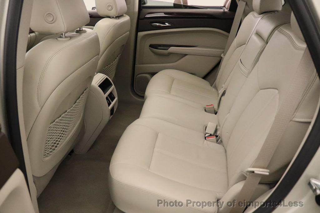 2013 Cadillac SRX CERTIFIED SRX4 AWD LUXURY BOSE PANO NAV CAM - 18452464 - 35