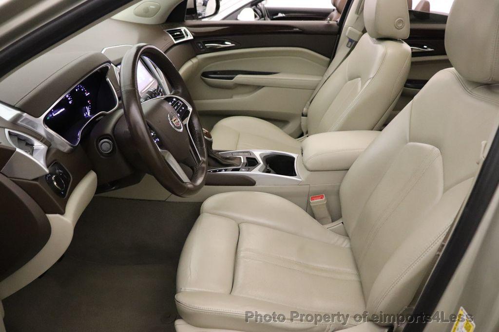 2013 Cadillac SRX CERTIFIED SRX4 AWD LUXURY BOSE PANO NAV CAM - 18452464 - 37