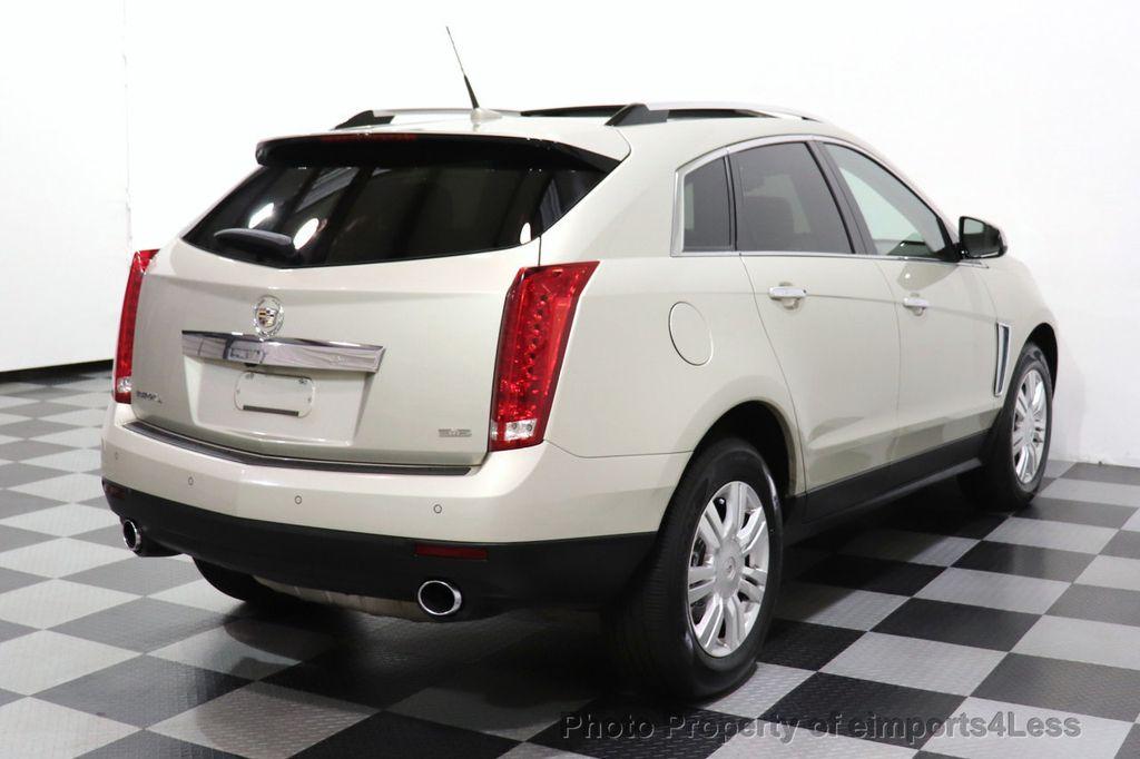 2013 Cadillac SRX CERTIFIED SRX4 AWD LUXURY BOSE PANO NAV CAM - 18452464 - 3