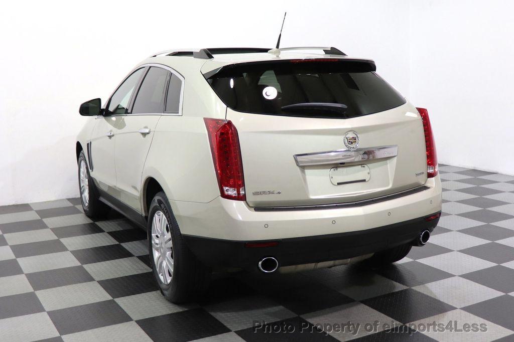 2013 Cadillac SRX CERTIFIED SRX4 AWD LUXURY BOSE PANO NAV CAM - 18452464 - 45