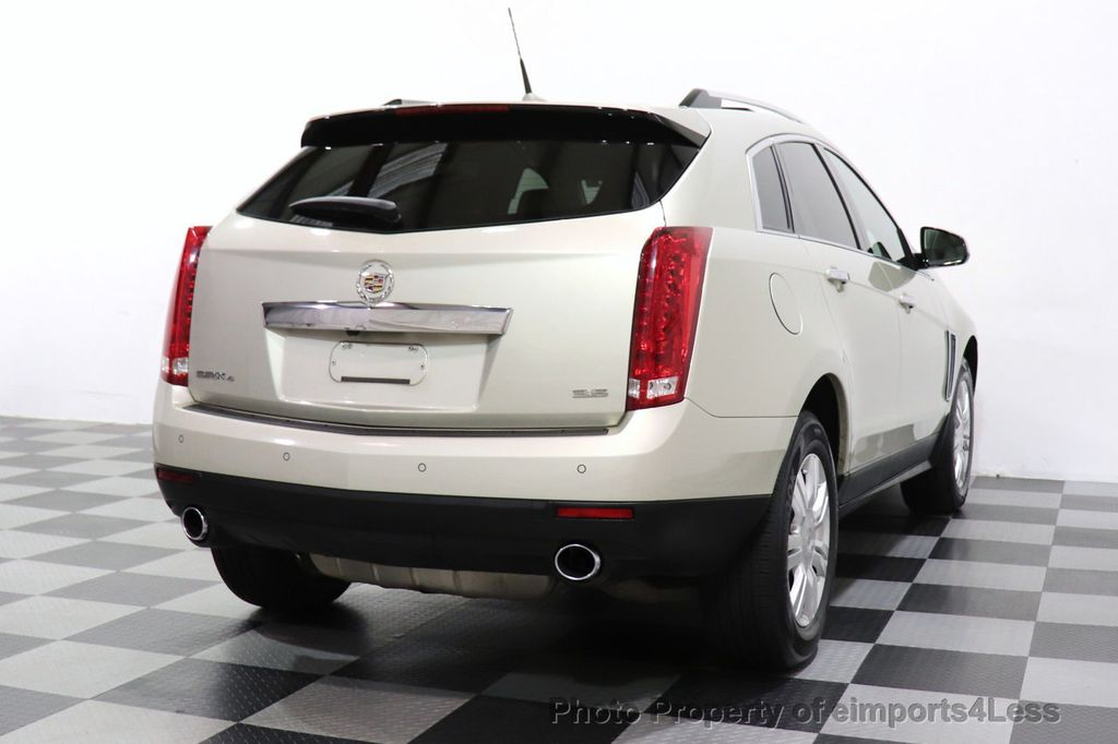2013 Cadillac SRX CERTIFIED SRX4 AWD LUXURY BOSE PANO NAV CAM - 18452464 - 46