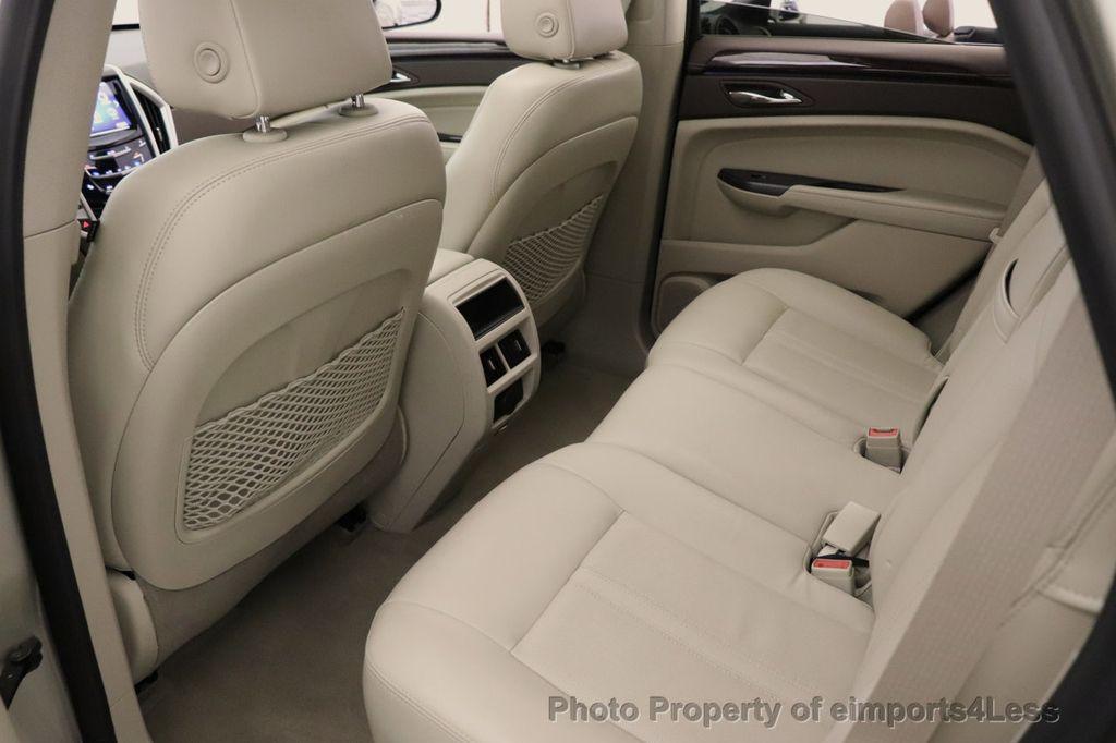 2013 Cadillac SRX CERTIFIED SRX4 AWD LUXURY BOSE PANO NAV CAM - 18452464 - 49