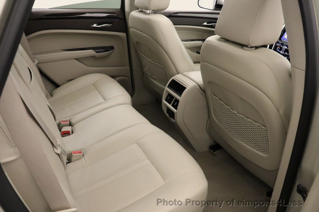 2013 Cadillac SRX CERTIFIED SRX4 AWD LUXURY BOSE PANO NAV CAM - 18452464 - 8