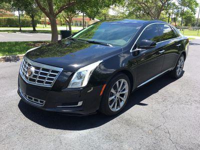 2013 Cadillac XTS 4dr Sedan FWD