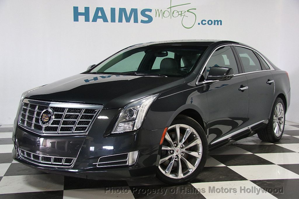 2013 Used Cadillac XTS 4dr Sedan Luxury FWD At Haims