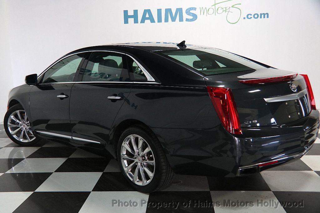 2013 Used Cadillac XTS 4dr Sedan Luxury FWD at Haims ...