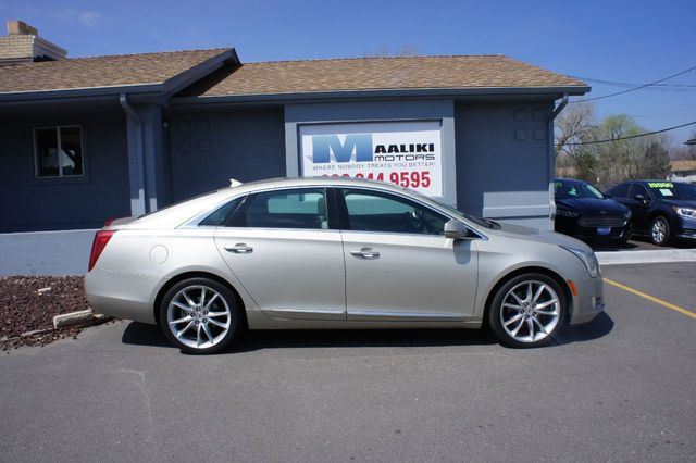 2013 Used Cadillac XTS 4dr Sedan Premium FWD at Maaliki Motors Serving  Aurora, Denver, CO, IID 18850338