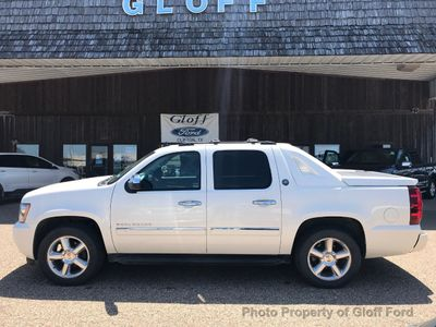 2013 Chevrolet Avalanche 2WD Crew Cab LTZ - Click to see full-size photo viewer