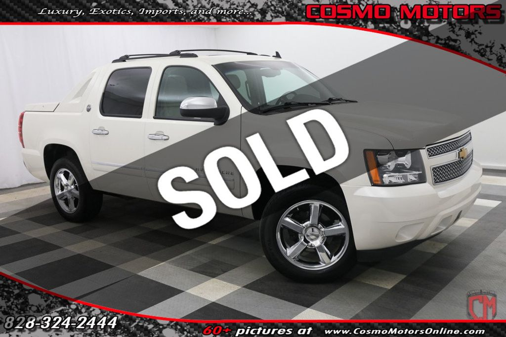 2013 Chevrolet Avalanche Ltz >> 2013 Used Chevrolet Avalanche 4wd Crew Cab Ltz At Cosmo Motors Serving Hickory Nc Iid 19735593