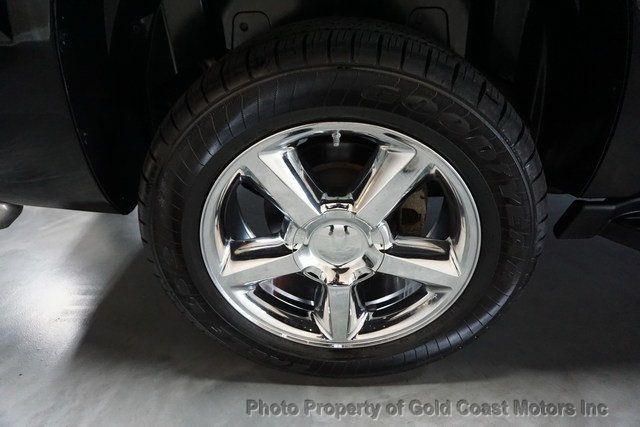 2013 Chevrolet Avalanche BLACK DIAMOND EDT - Click to see full-size photo viewer