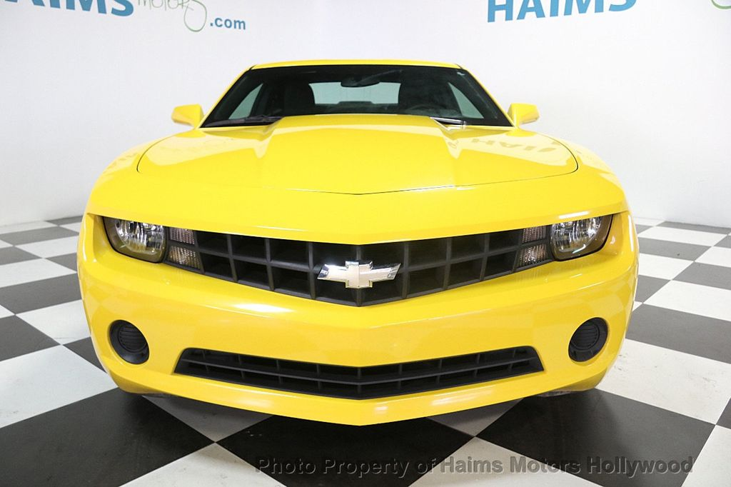 2013 Chevrolet Camaro 2dr Coupe LS w/1LS - 16597822 - 2