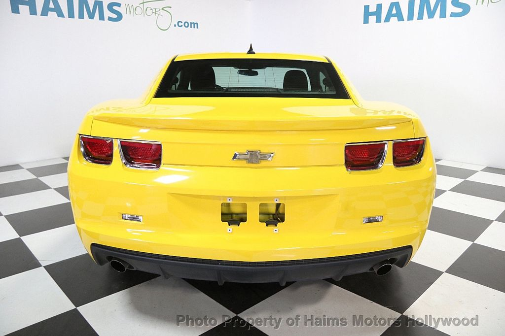 2013 Chevrolet Camaro 2dr Coupe LS w/1LS - 16597822 - 5